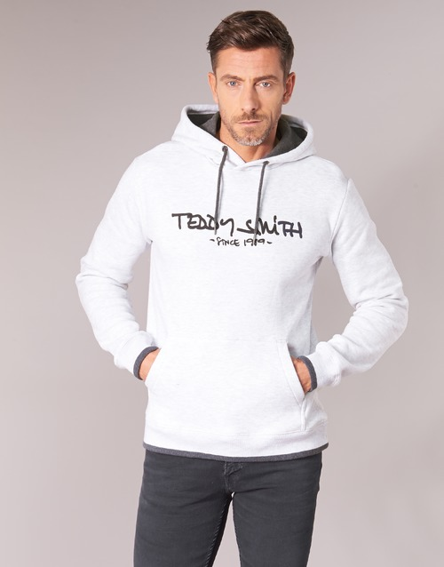 Teddy Teddy Smith Teddy Hoody Siclass Grey Siclass Smith Hoody Grey ZURXH