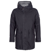 Clothing Men Parkas Teddy Smith PAZUL Grey