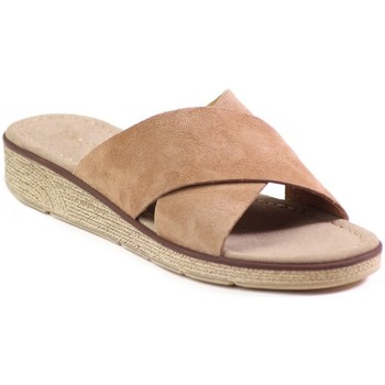 Shoes Women Mules Ryłko S2GE8 Brown