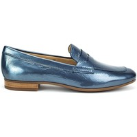 Shoes Women Loafers Geox Marlyna Blue
