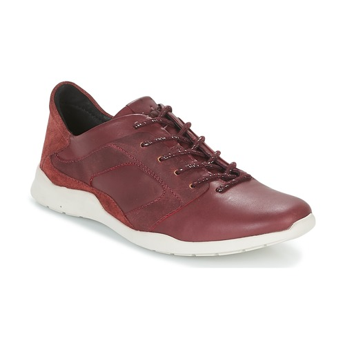 Shoes Women Low top trainers TBS JARDINS Brown