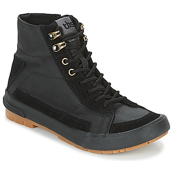 Shoes Women Hi top trainers TBS BIVOUAC Black