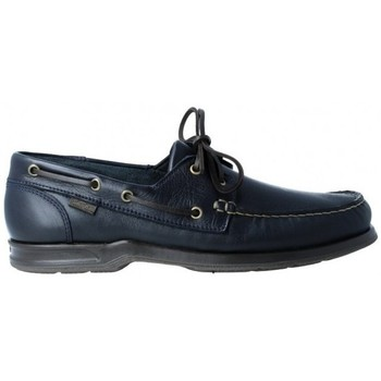 Shoes Men Boat shoes CallagHan Callaghan 53205 Nautical Shoes for Men blue