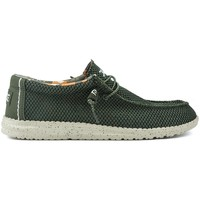 Shoes Men Shoes Dude WALLY SOX M SHOES VERDE
