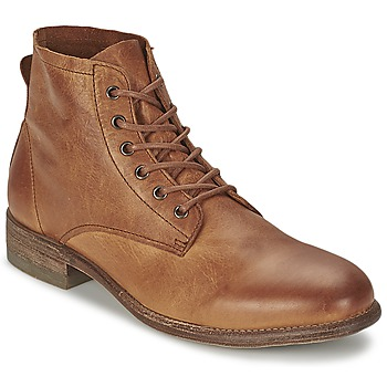 Shoes Men Mid boots Blackstone BLATOBLA Brown
