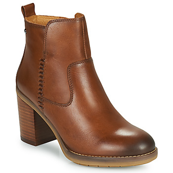 b853b2f4dc088 Shoes Women Ankle boots Pikolinos POMPEYA W9T Camel