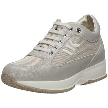 Shoes Women Low top trainers Lumberjack Sw01305-008-r82 Lace-ups platinum