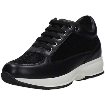 Shoes Women Low top trainers Lumberjack Sw01305-008-r83 Lace-ups black