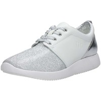 Shoes Women Low top trainers Lumberjack Sw24405-005-r15 Lace-ups White