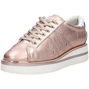 Shoes Women Low top trainers Lumberjack Sw43505-001-o16 Sneakers platinum