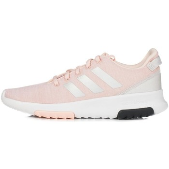 Shoes Children Low top trainers adidas Originals CF Racer TR K Pink