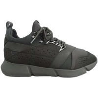 Shoes Men Low top trainers Cortica Impulsum Knit Trainer black