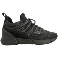 Shoes Men Low top trainers Cortica Rapide Knit Trainer black