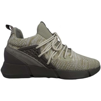 Shoes Men Low top trainers Cortica Rapide Knit Trainer BEIGE