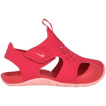 Shoes Children Sandals Nike Sunray Protect 2 TD Pink