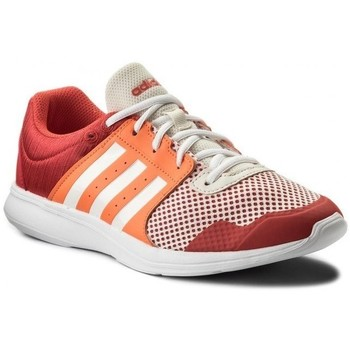 Shoes Women Low top trainers adidas Originals Essential Fun II Red