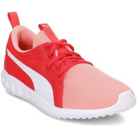Shoes Children Low top trainers Puma Carson 2 Pink