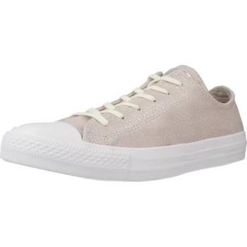 Shoes Women Low top trainers Converse CHUCK TAYLOR ALL STAR - OX Grey