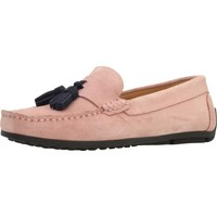 Shoes Women Loafers Sitgetana 254S Pink
