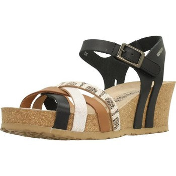 Shoes Women Sandals Mephisto P5126086 Black