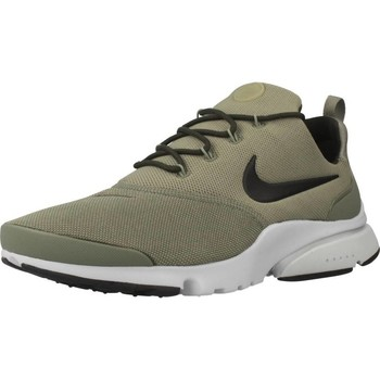 Shoes Men Low top trainers Nike PRESTO FLY Green