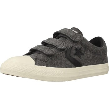 Shoes Children Low top trainers Converse STAR PLAYER EV 3V - OX Black