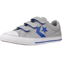 Shoes Children Low top trainers Converse STAR PLAYER EV 3V - OX Grey