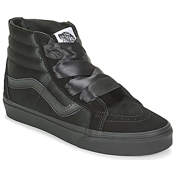Shoes Women Hi top trainers Vans SK8-HI ALT LACE Black