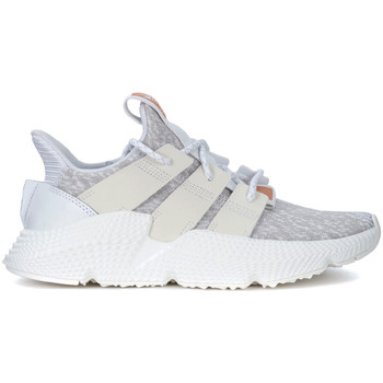 Shoes Women Low top trainers adidas Originals Prophere white and grey sneaker White