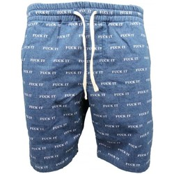 Clothing Men Shorts / Bermudas Huf Fuck It Easy Short blue