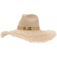 Clothes accessories Hats Amenapih Straw hat , Nature/Gold - Cyprus Gold