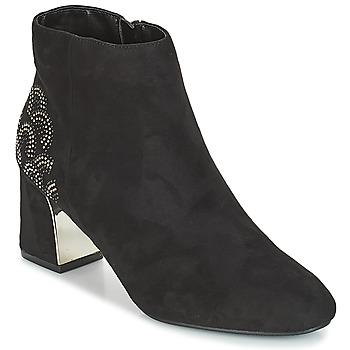 Shoes Women Ankle boots Moony Mood JASMINA Black