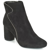 Shoes Women Ankle boots Moony Mood JUDY Black