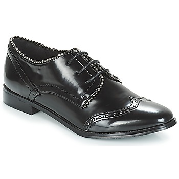 Shoes Women Derby Shoes Moony Mood JENNY Black