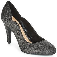 Shoes Women Heels Moony Mood JANNEE Black / Silver