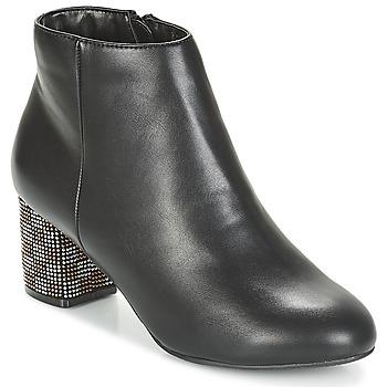 Shoes Women Ankle boots Moony Mood JAPSERA Black