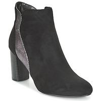 Shoes Women Ankle boots Moony Mood JERDA Black