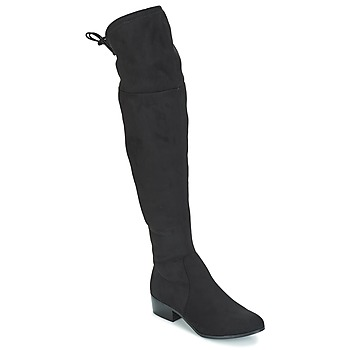 Shoes Women Thigh boots Moony Mood JONYA Black