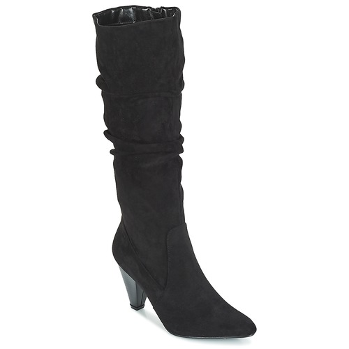 Shoes Women High boots Moony Mood JULMA Black