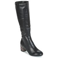 Shoes Women High boots Moony Mood JISMIA Black