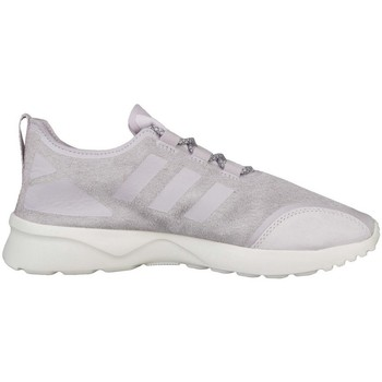 Shoes Women Low top trainers adidas Originals ZX Flux Adv Verve W Grey