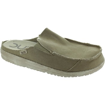 Shoes Men Loafers Hey Dude Martin Beige