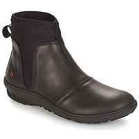 Shoes Women Mid boots Art ANTIBES Black