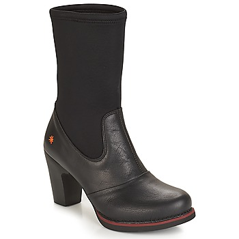 Shoes Women High boots Art GRAN VIA Black