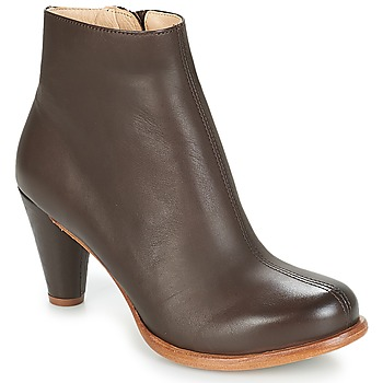 Shoes Women Ankle boots Neosens BEBA Brown