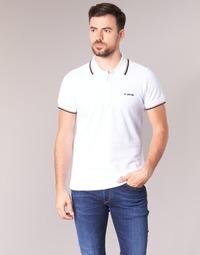 Clothing Men short-sleeved polo shirts Diesel T RANDY BROKEN White