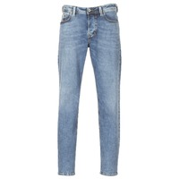 Clothing Men Straight jeans Diesel LARKEE BEEX Blue / 084ux