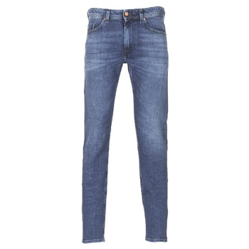Clothing Men slim jeans Diesel THOMMER Blue / 084uh