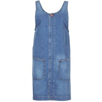 Clothing Women Short Dresses Diesel DE DATY Blue