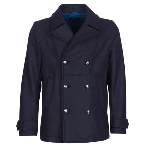 Clothing Men coats Diesel W BANFI Marine